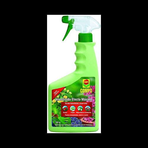Insecticida Compo para suculentas