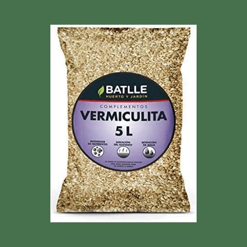 Vermiculita para suculentas
